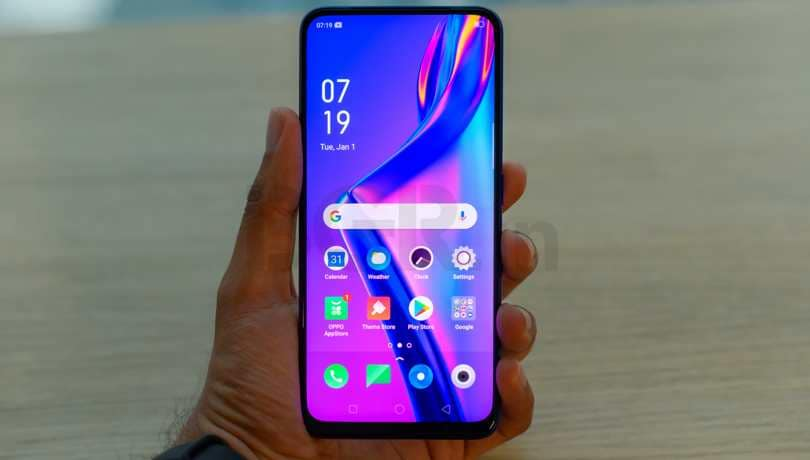 Oppo K3 gets July 2020 security patch with several newly added features